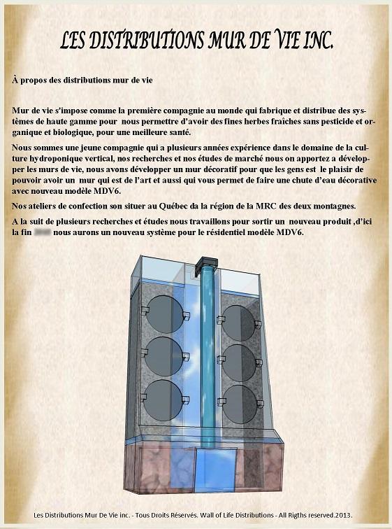 Recherche et dévelopement MDV06F